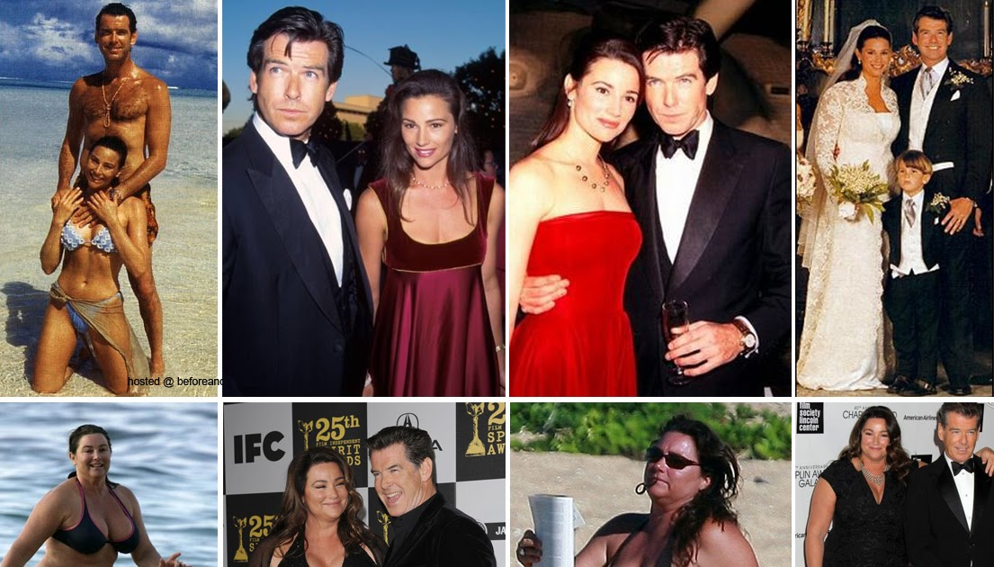 Dr Oen Blog: Today Now Weight Loss Pierce Brosnan Wife