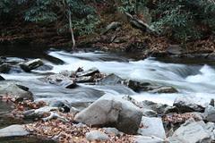 Smoky Mountain creek