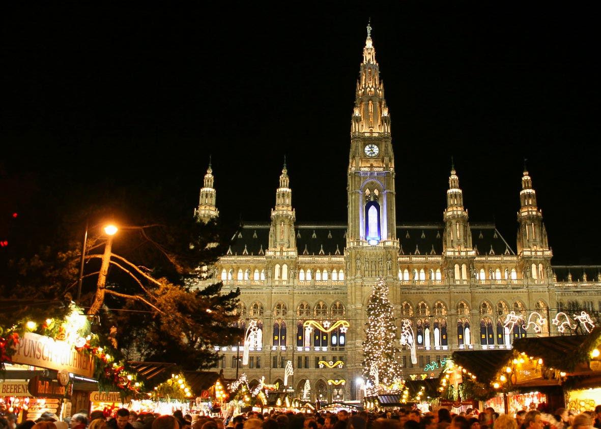 Christmas Vacation Ideas  Top 10 Christmas Destinations