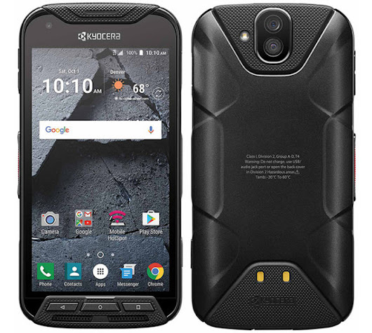Kyocera DuraForce Pro is a rugged Android smartphone that's launching at T-Mobile today