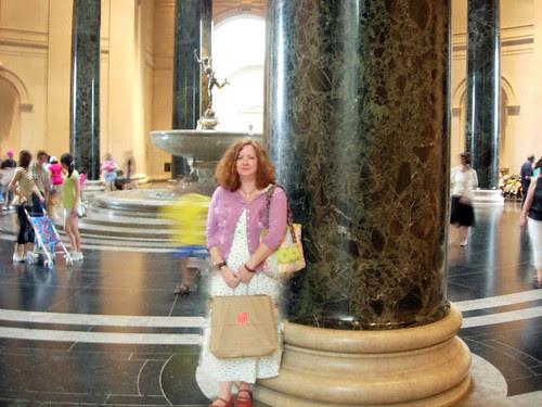 museum visit by Lorie McCown