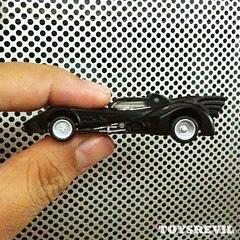 Dream Tomica 'Batmobile' Size