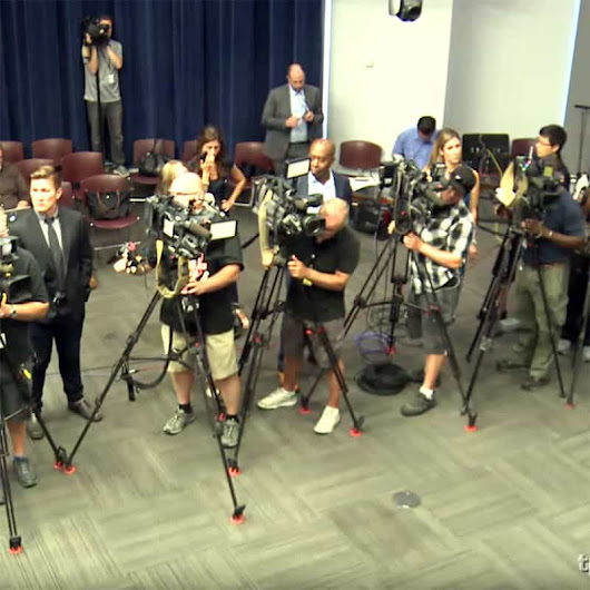 Ashley Madison Press Conference by Toronto Police