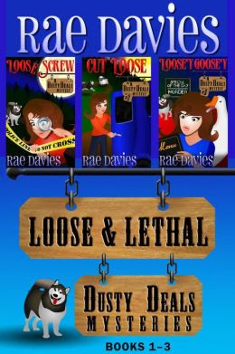 Loose & Lethal (Dusty Deals Mystery Box Set: Books 1 - 3)