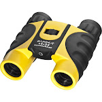 Barska 10x25 Waterproof Colorado Binoculars, Yellow