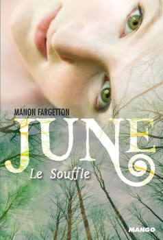 Couverture June, tome 1 : Le Souffle