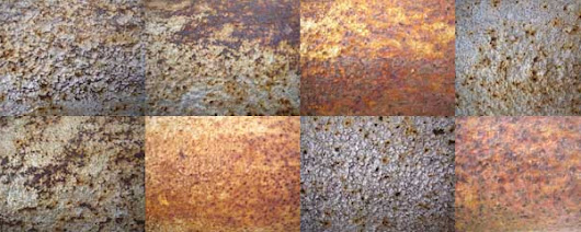 Rusted Metal Texture Pack 1 | Middle Ear Media