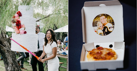 27 Genius Wedding Ideas Your Guests Will Talk About For Years To Come | HuffPost