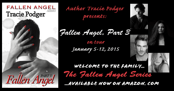 Photo Facebook Banner for Fallen Angel 3 by Tracie Podger