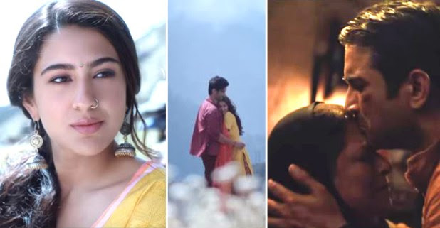 Kedarnath Is A Love Story Struggling Around The Wrath Of Nature; Teaser Out Now