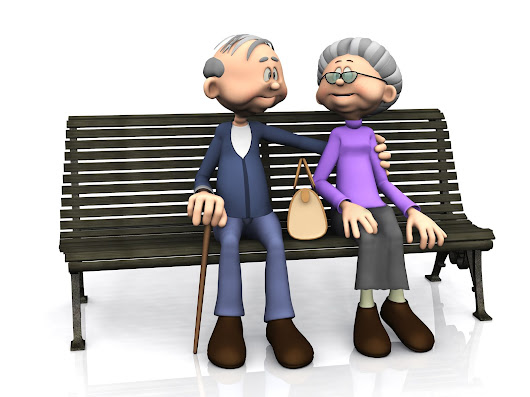 The Beauty of Aging Love - Seniors are setting the record straight!