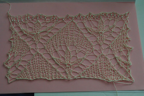 Lace Sample one