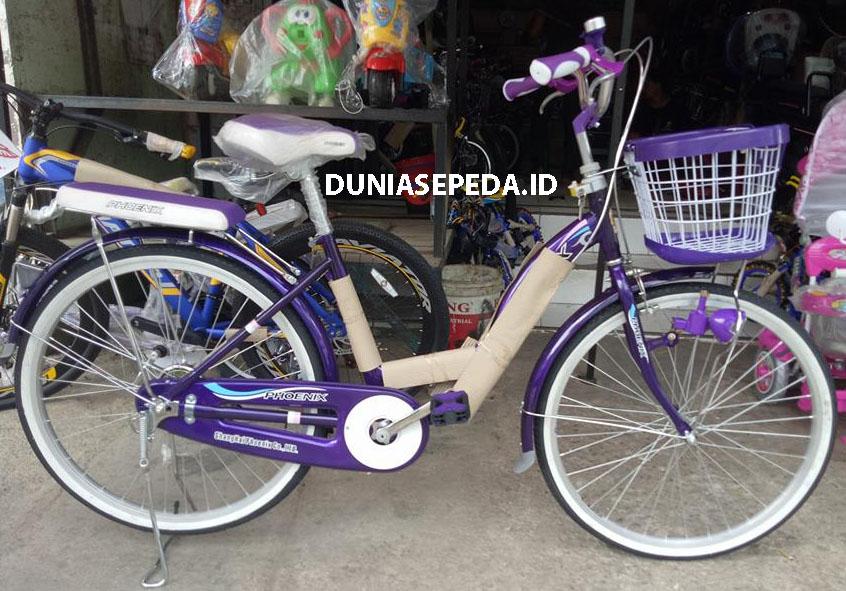 Harga Sepeda Mini Phoenix Ukuran 24 - SEPEDAPUL
