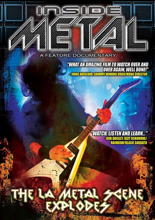 "Inside Metal's ""Rise of L.A. Thrash Metal"" DVD (Part One) to Hit Stores next year."