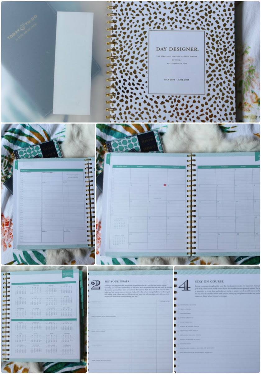 Day Designer for Blue Sky Daily Planner ReviewWe Heart Beauty