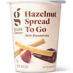 Hazelnut Spread with Breadsticks 1.85oz - Good & Gather