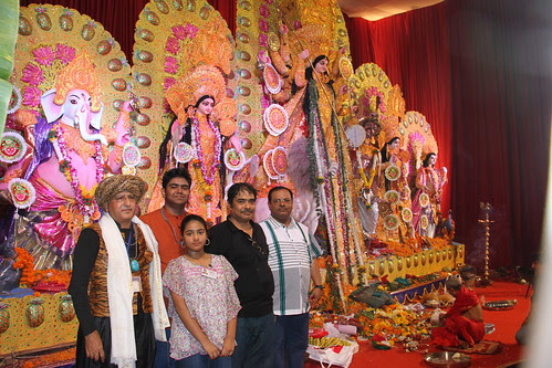 Every Year These Good People Help Me Share Goddess Durga With You by firoze shakir photographerno1