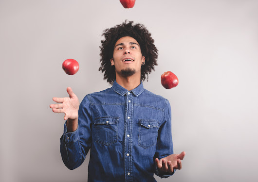 How to Juggle Learning With Your Quest for Entrepreneurship