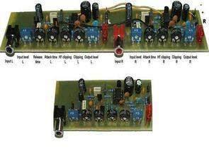 Mạch máy nén Điều khiển tín hiệu âm thanh