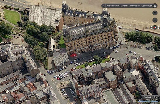 Scarborough's Grand Hotel | School of English | Study English in England | English UK