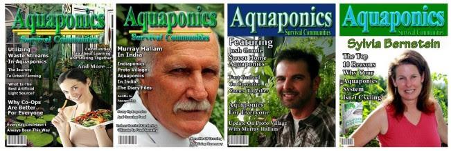 News; Top Aquaponics Magazine Launched!