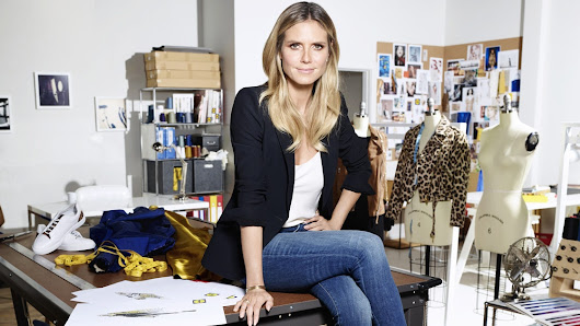Heidi Klum on Leopard Print, Affordable Fashion, and the Best Style Advice She Ever Got