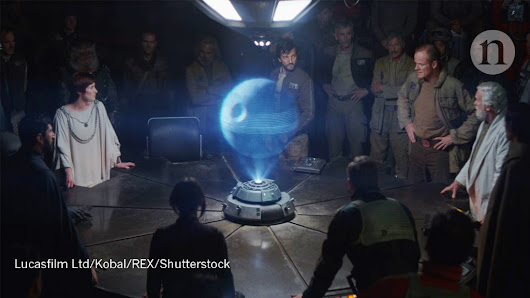 Physicists create Star Wars-style 3D projections — just don't call them holograms