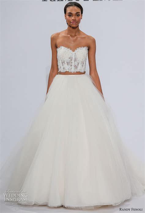 Randy Fenoli Bridal Spring 2018 Wedding Dresses ? New York