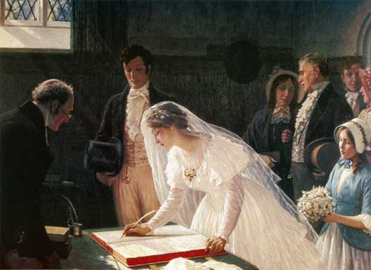 File:Edmund Blair Leighton - signing the register.jpg