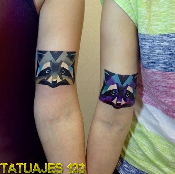 Tatuajes Geométricos De Animales Tatuajes 123