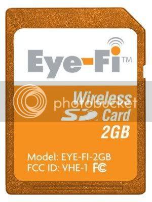 Eye-Fi Kablosuz SD Kart