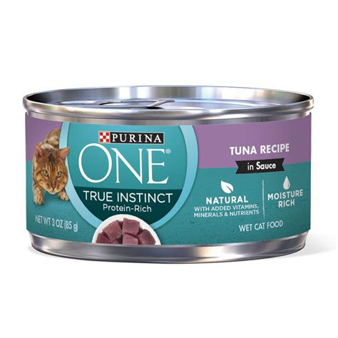 purina  natural high protein wet cat food true