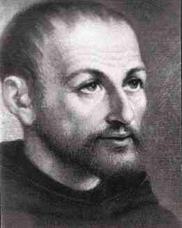 Bienheureux Nicolas Barré, prêtre de l'Ordre des Minimes († 1686)