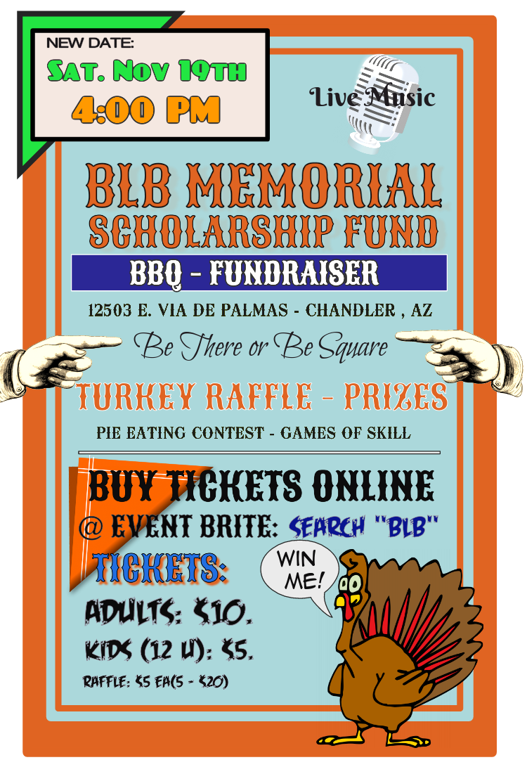 The BLB Memorial Scholarship Fund - Welcome to the Brandon ...