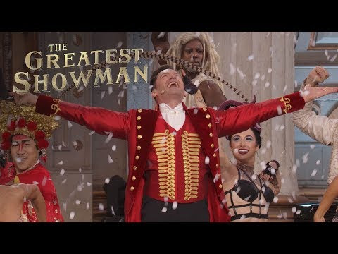What I'm Listening To: The Greatest Showman Soundtrack