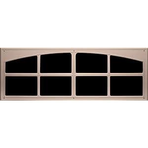 Coach House Accents Simulated Garage Door Window (2 windows per ...