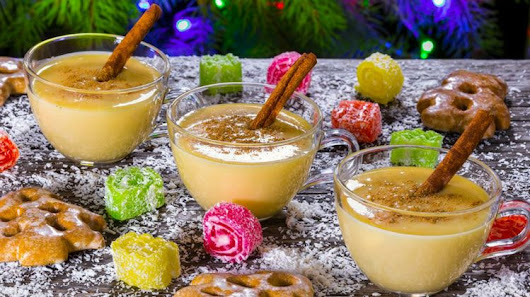 Eggnog Recipes For The Holidays | Homesteading