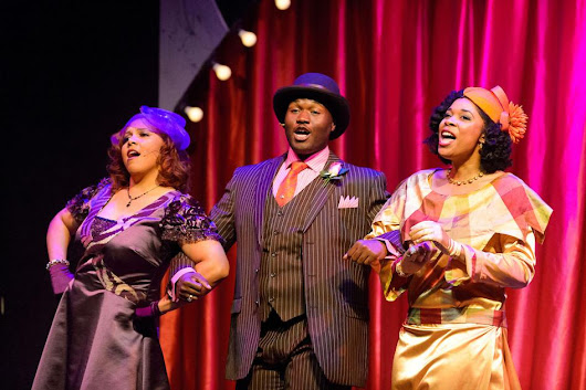 Review: Social commentary is under the surface at rollicking 'Ain't Misbehavin'