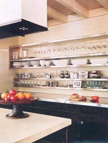Design In Mind No Upper Cabinets In The Kitchen Coats Homes Highland Park Tx