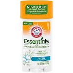 Arm & Hammer Essentials Natural Deodorant, Clean Juniper Berry, 2.5 Oz