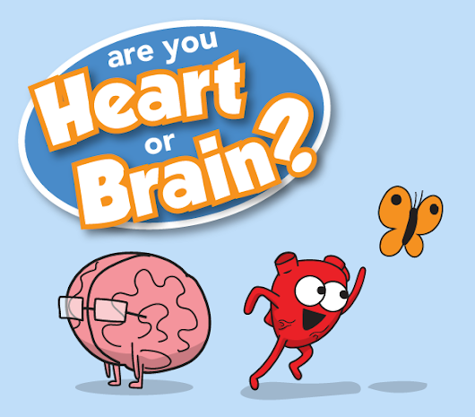 Are You Heart or Brain?