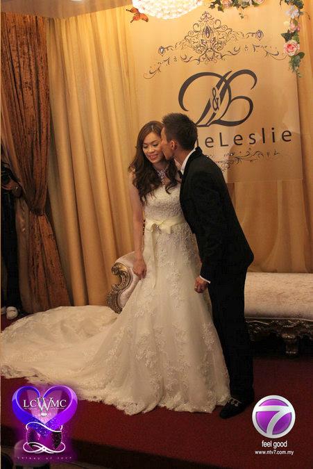Dato' Lee Chong Wei & Wong Mew Choo2