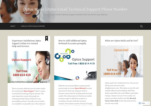 Optus Technical Support Phone Number | Visual.ly