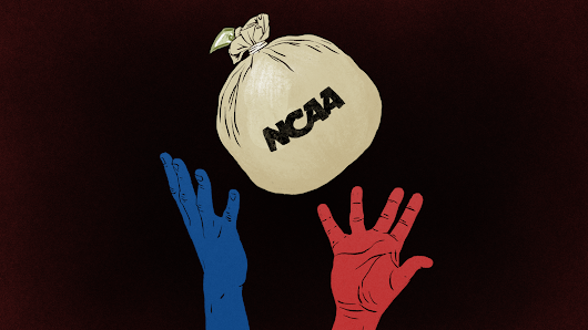 This Is How To Pay College Athletes
