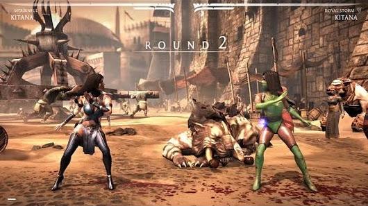Mortal Kombat X Classic Jade Scorpion Tournament Skin Mod By