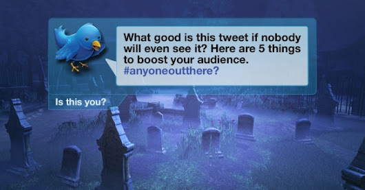 Social Media Posts in the Graveyard: 5 Things to Boost Your Influence