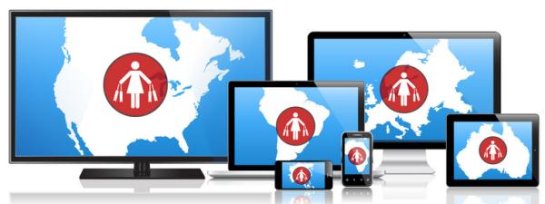 Rakuten screen capture digital marketing