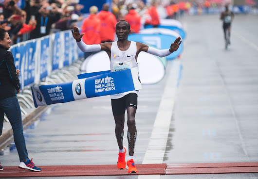 Eliud Kipchoge is the new King of the Marathon | Athletics Illustrated