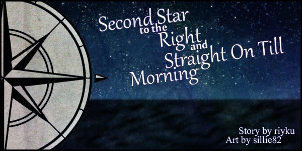 Fic Second Star To The Right And Straight On Till Morning