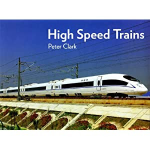 Cover of High Speed Trains